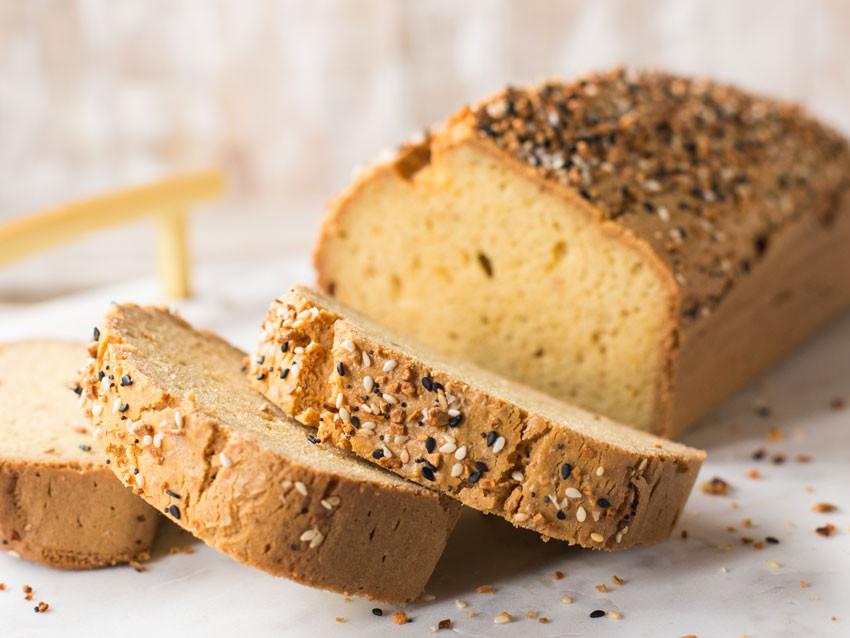 Low Fat Keto Recipes  Low Carb Keto Bread GF DF
