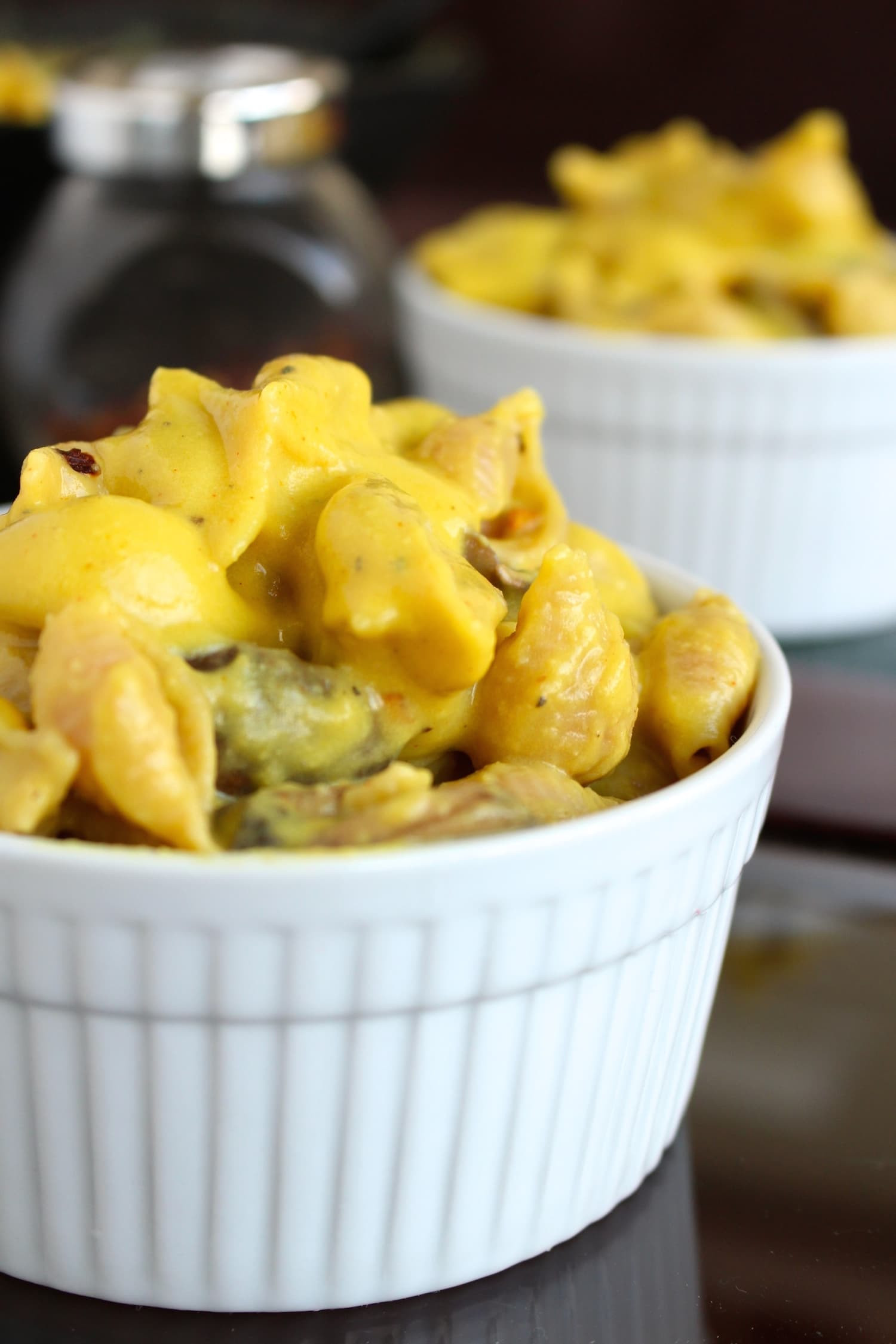 Low Fat Mac And Cheese Recipes  Gluten Free Low Fat Vegan Mac and Cheese