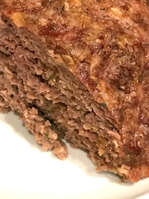 Low Fat Meatloaf  Moist and Delicious Low Fat Meatloaf Recipe