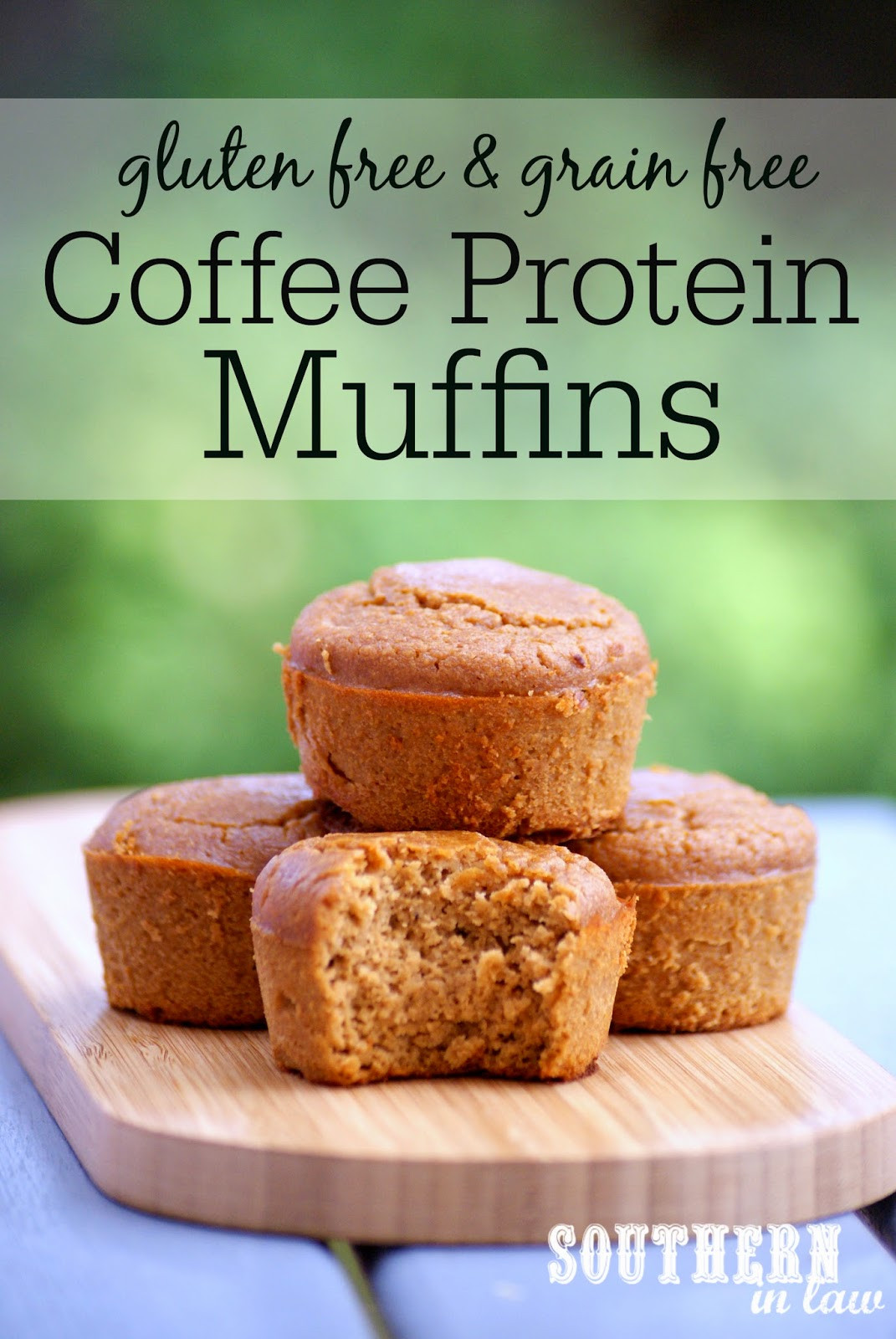 Low Fat Paleo Recipes  Southern In Law Recipe Healthy Coffee Protein Muffins