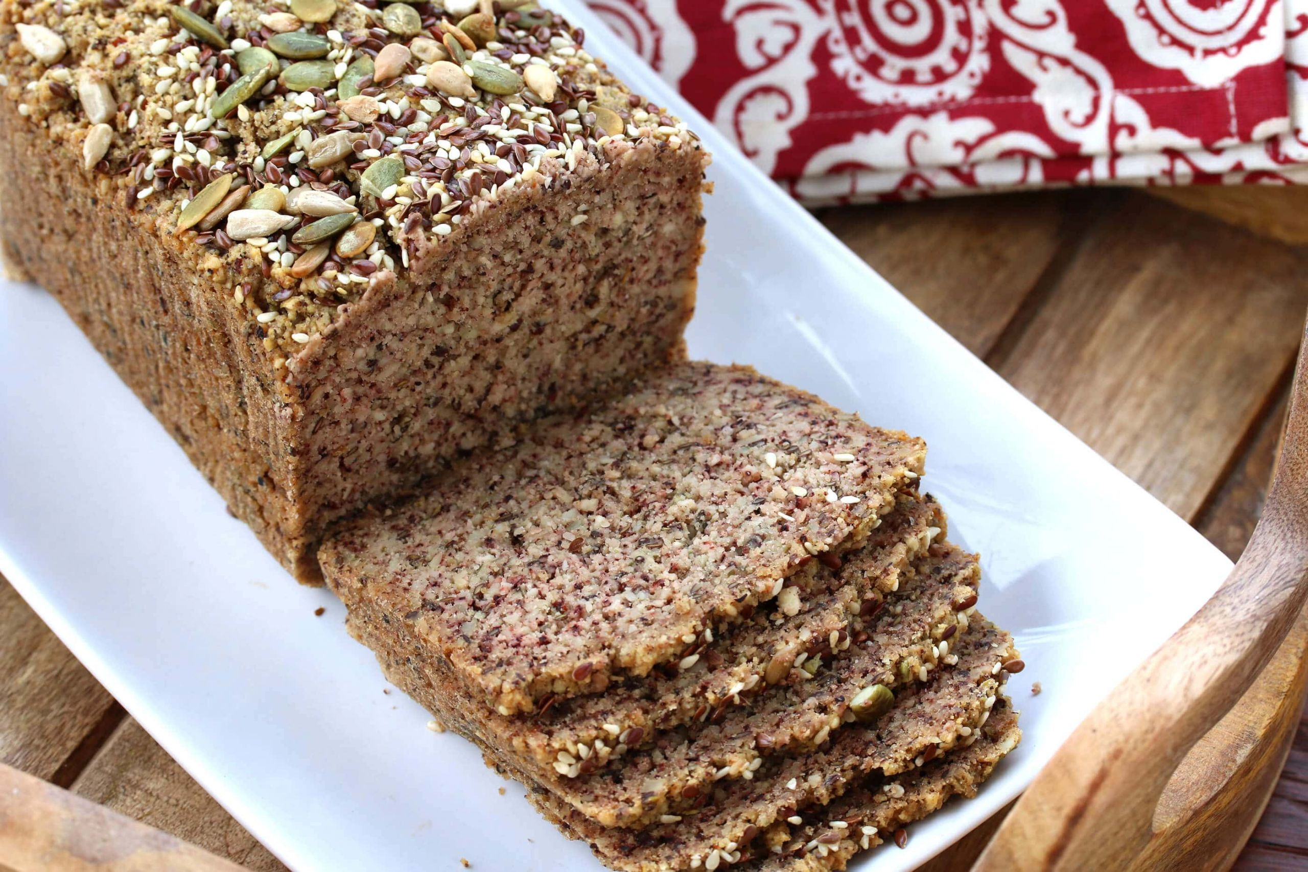 Low Fat Paleo Recipes  Low fat paleo bread recipe wintoosa