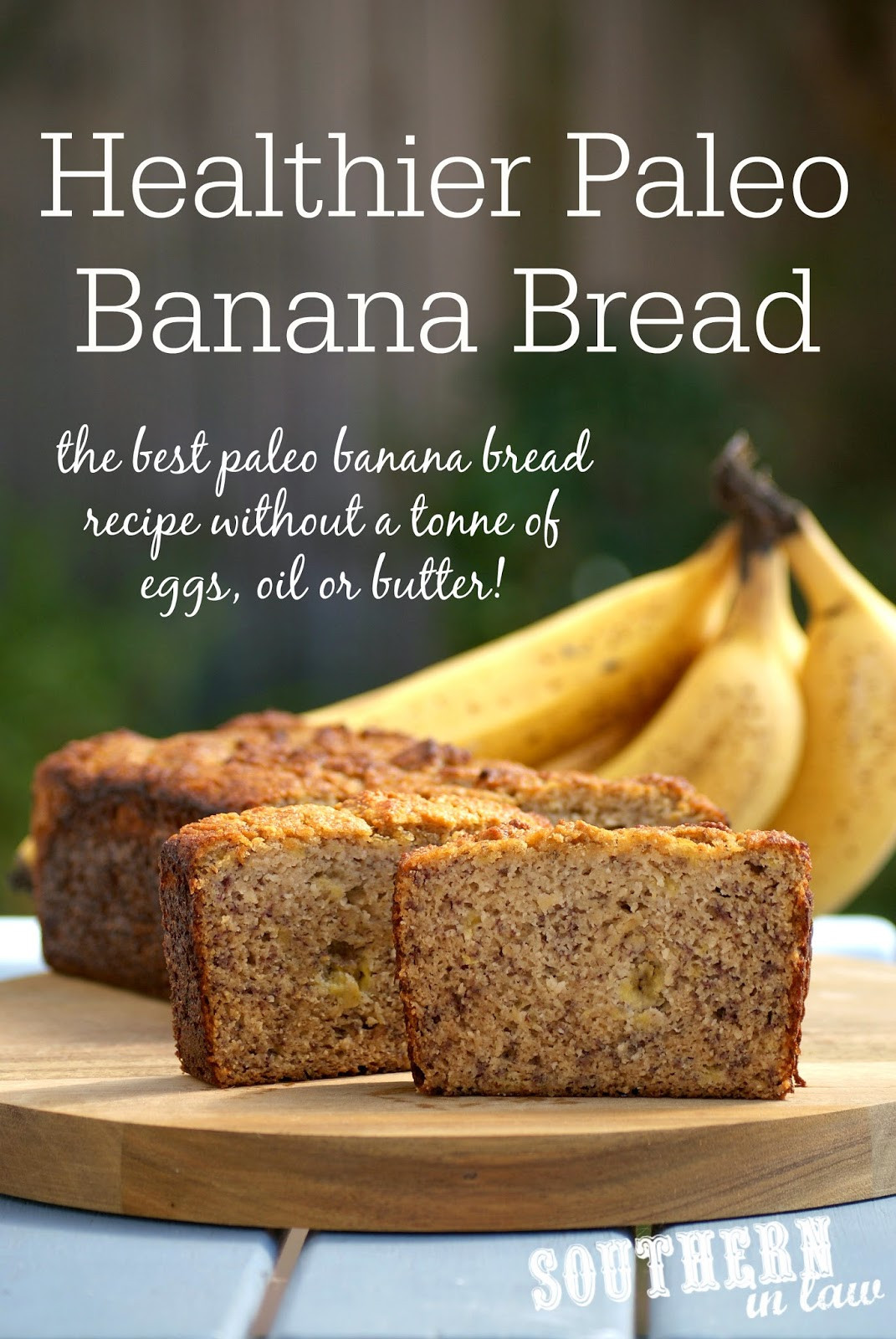 Low Fat Paleo Recipes  Southern In Law Recipe The Best Healthy Paleo Banana Bread