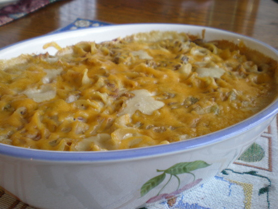 Low Fat Tuna Noodle Casserole  Healthy Tuna Casserole Low Fat Recipe Food