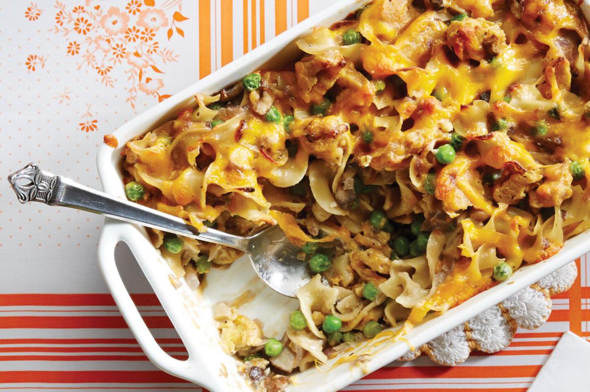 Low Fat Tuna Noodle Casserole  Best 20 Low Fat Tuna Noodle Casserole Best Diet and