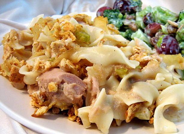 Low Fat Tuna Recipes  Low Fat Tuna Noodle Casserole Recipe Food