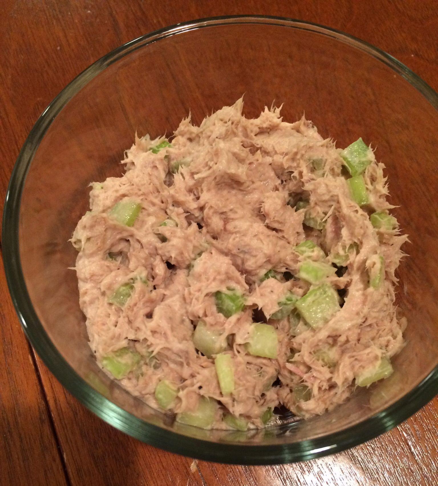 Low Fat Tuna Recipes  Skinny Tuna Salad