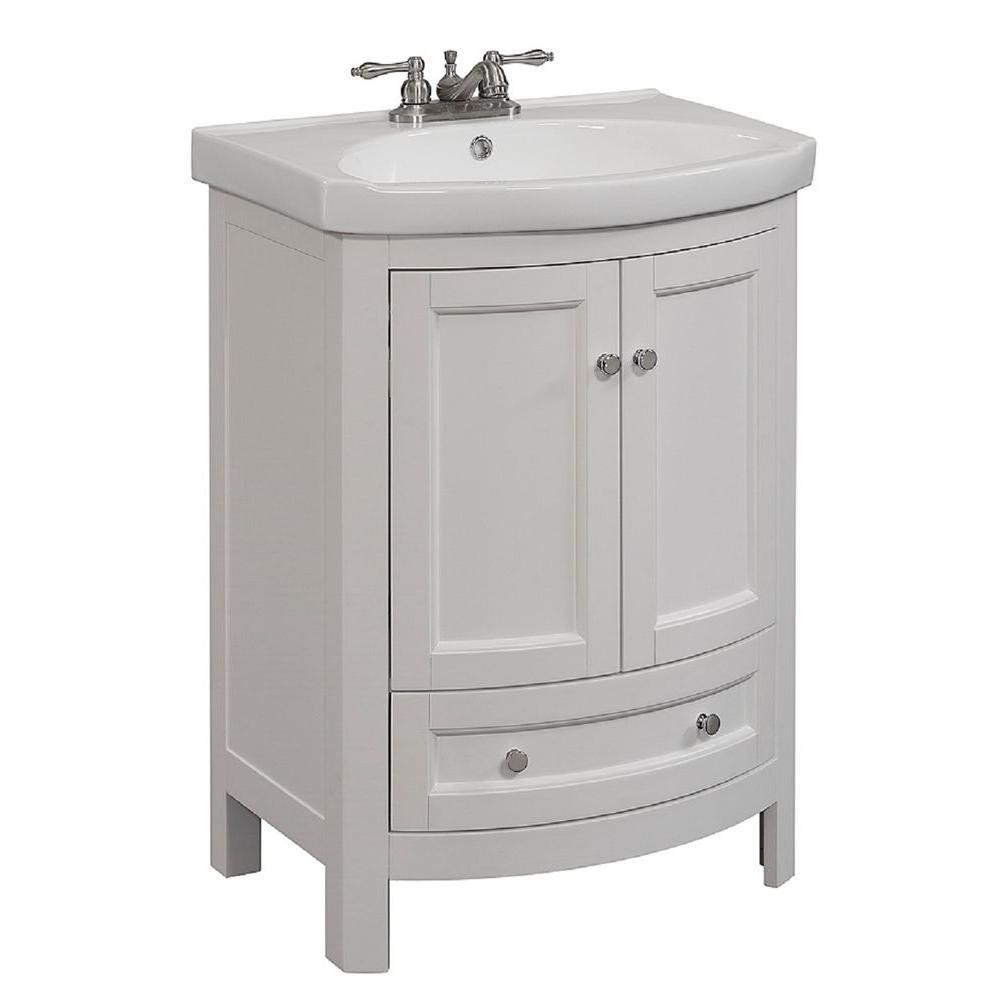 Lowes 24 Bathroom Vanity  24 Inch Wide Bathtub