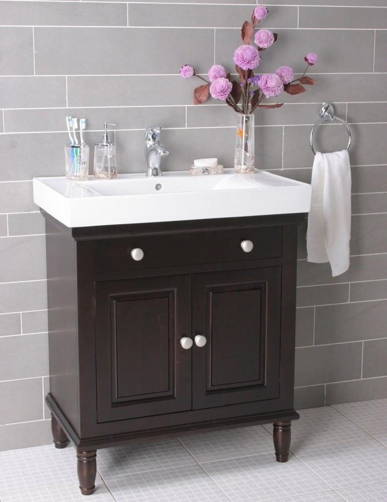 Lowes 24 Bathroom Vanity  Bathroom Alluring Style Lowes Bath Vanities For Your
