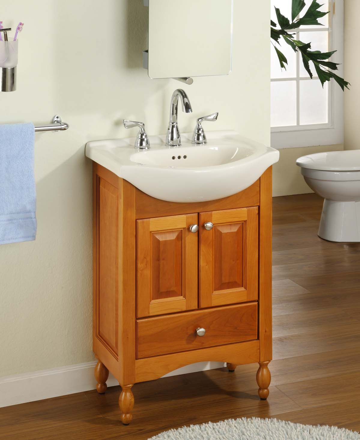 Lowes 24 Bathroom Vanity  Bathroom Simple Bathroom Vanity Lowes Design To Fit Every