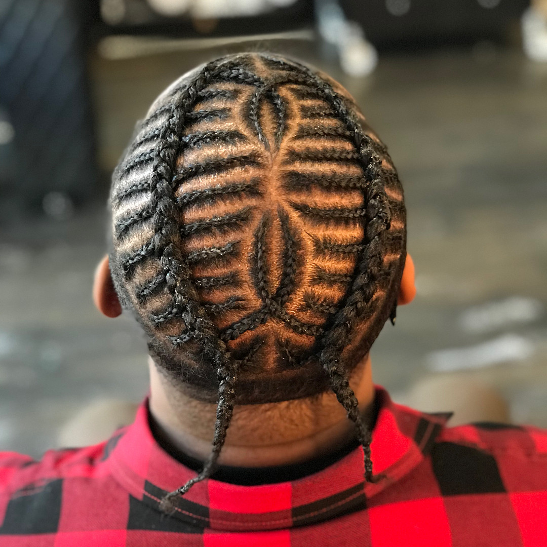 Male Braids Hairstyles  Latest Braided Hairstyles for Men