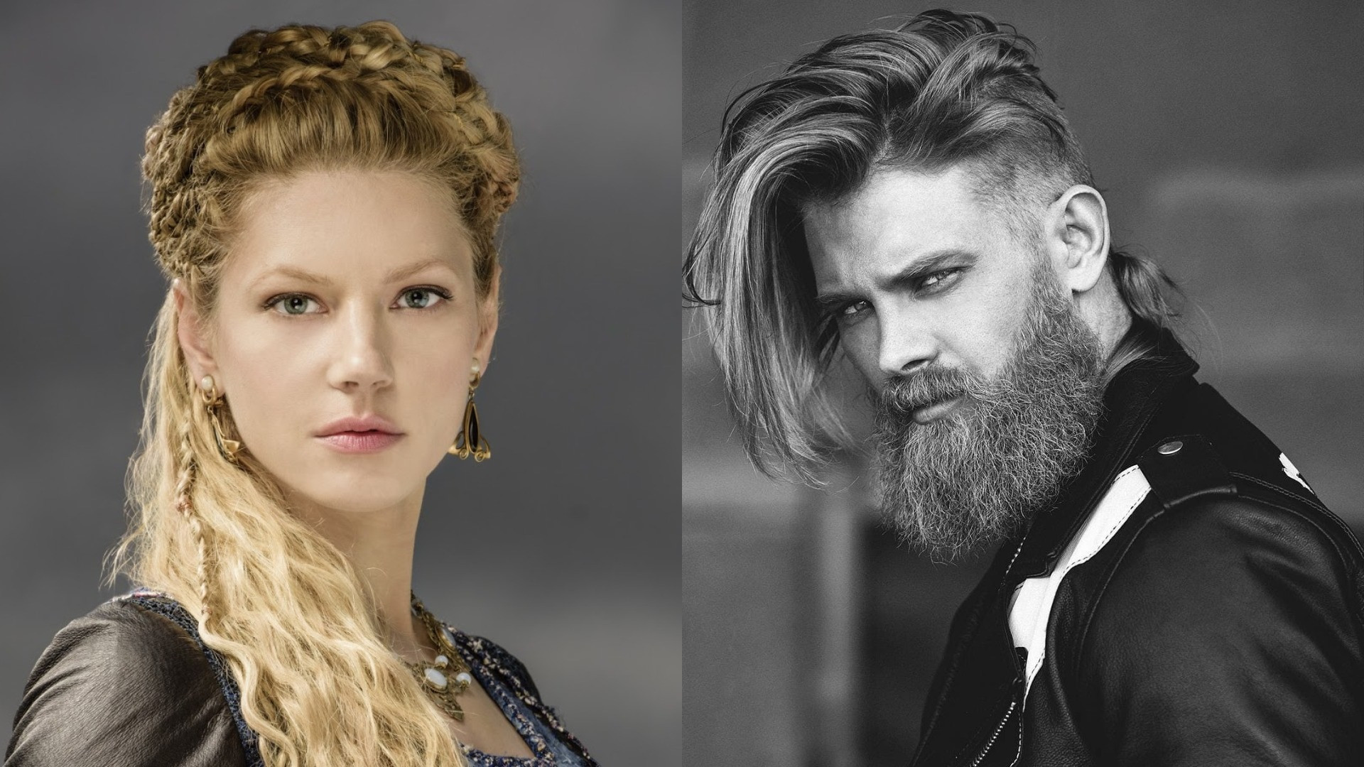 Male To Female Hairstyles  20 Viking Hairstyles for Men and Women of This Millennium