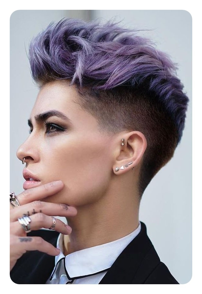 Male To Female Hairstyles  64 Undercut Hairstyles For Women That Really Stand Out