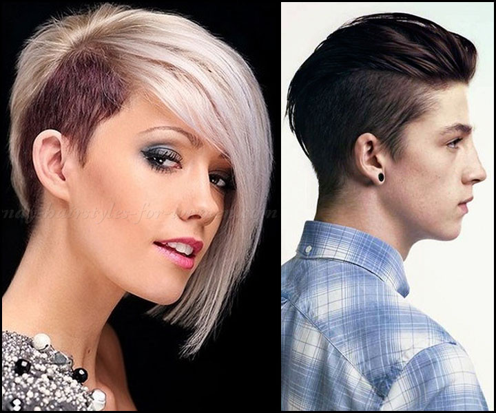 Male To Female Hairstyles  Top 16 Uni Hair Trends 2016