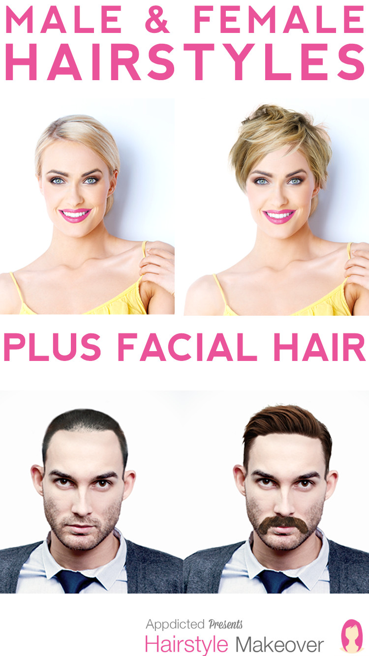 Male To Female Hairstyles  Hairstyle Makeover