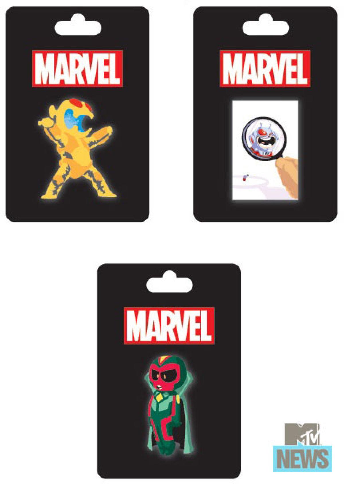 Marvel Pins  Details SDCC Exclusive Marvel Pins