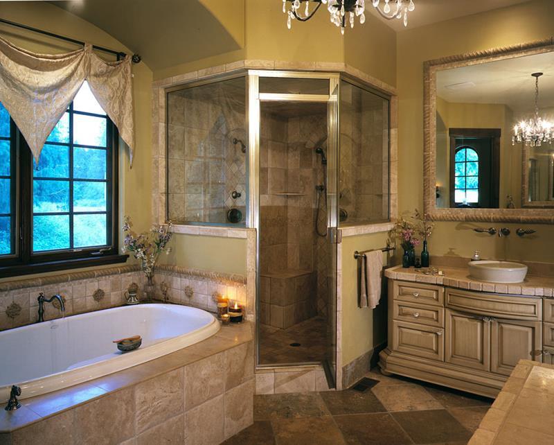 Master Bathroom Ideas Photo Gallery  24 Incredible Master Bathroom Designs Page 4 of 5