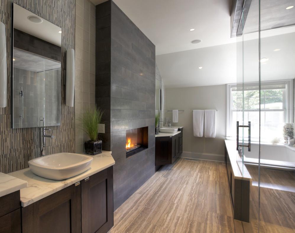 Master Bathroom Ideas Photo Gallery  Master Bath Decorating Trends 2015 2016 – Loretta J