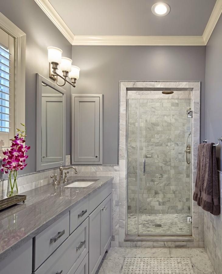 Master Bathroom Ideas Photo Gallery  17 Guest Bathroom Designs Ideas
