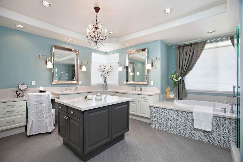 Master Bathroom Pictures  20 Stylish Bathroom Storage Design Ideas