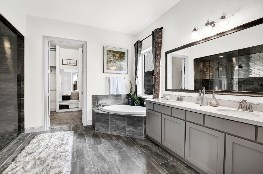 Master Bathroom Pictures  New Homes for Sale – Gehan Homes