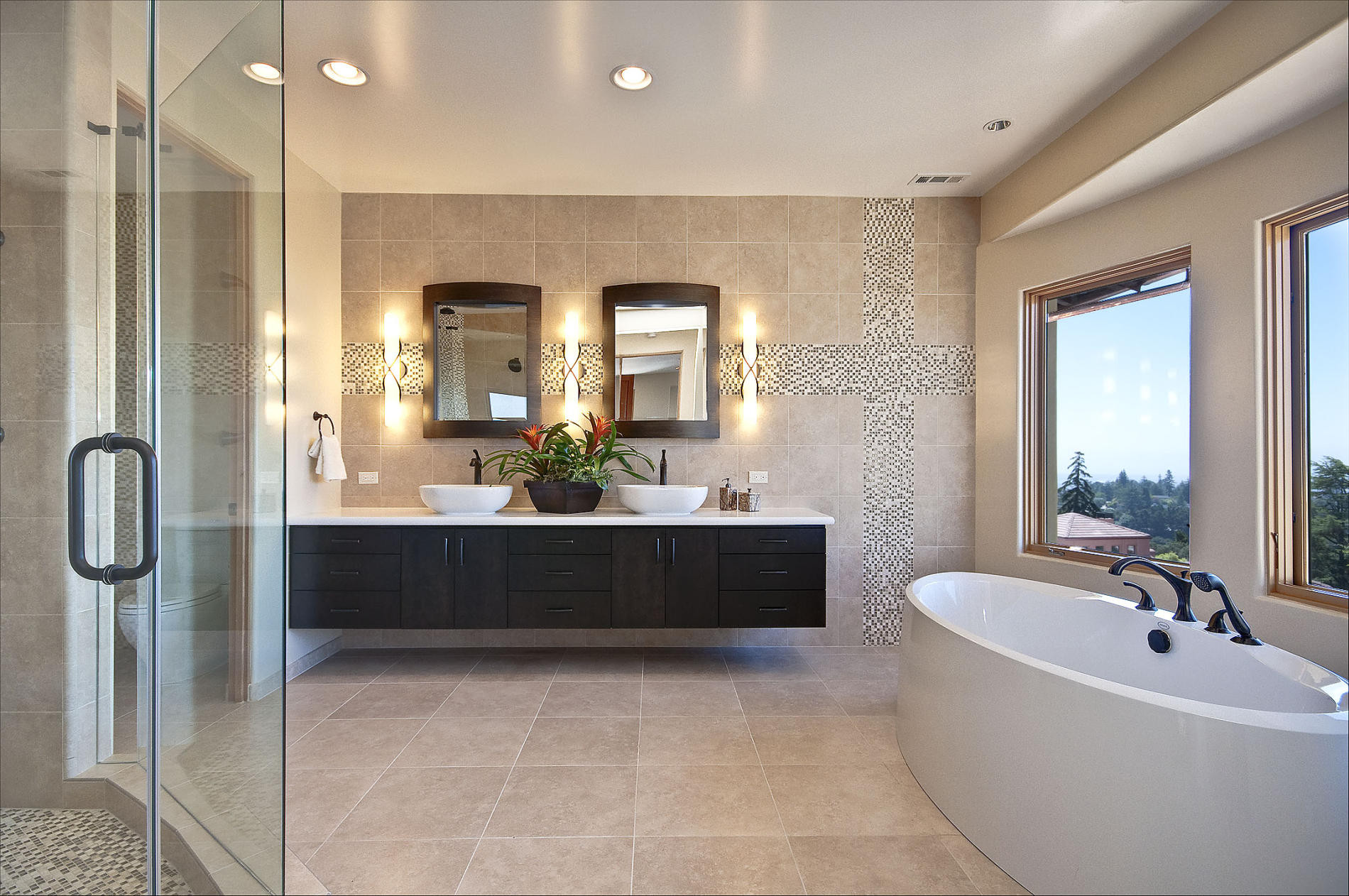 Master Bathroom Pictures  Why You Should Planning Master Bathroom Layouts MidCityEast