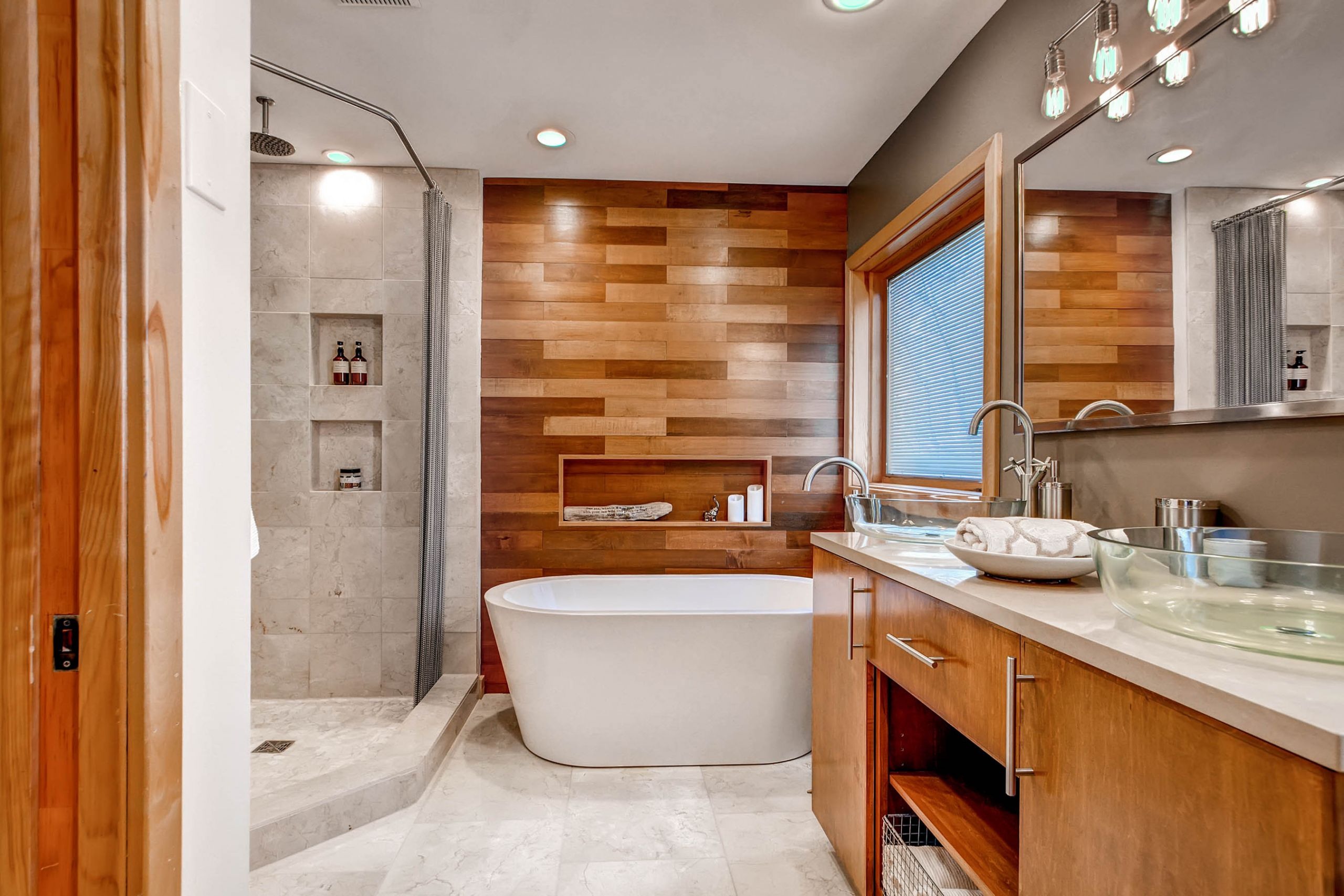Master Bathroom Pictures  Spa Like Master Bathroom Remodel