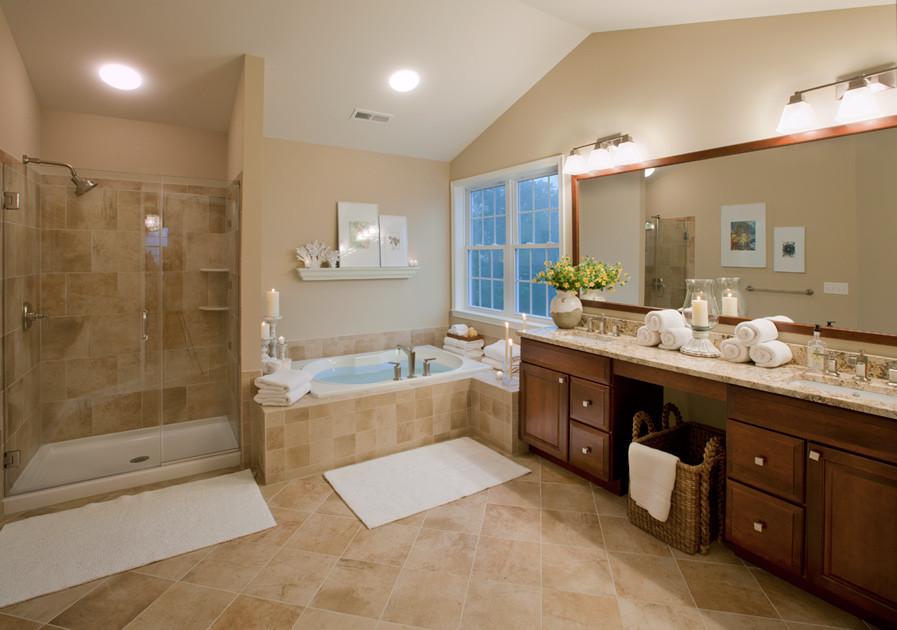 Master Bathroom Pictures  25 Master Bathroom Decorating Inspiration