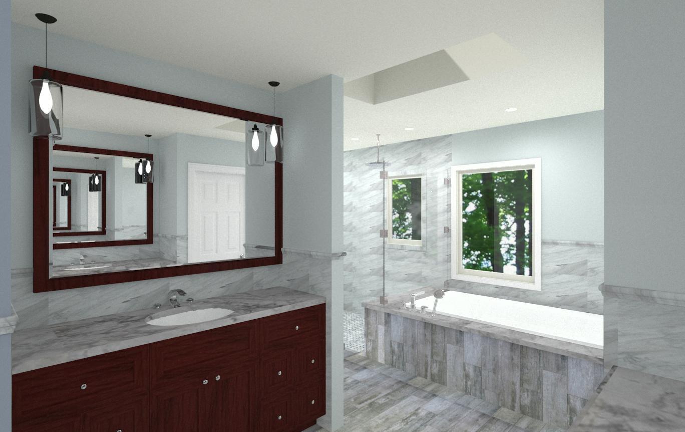 Master Bedroom Bathroom  Master Bedroom and Bathroom Designs in Bridgewater NJ