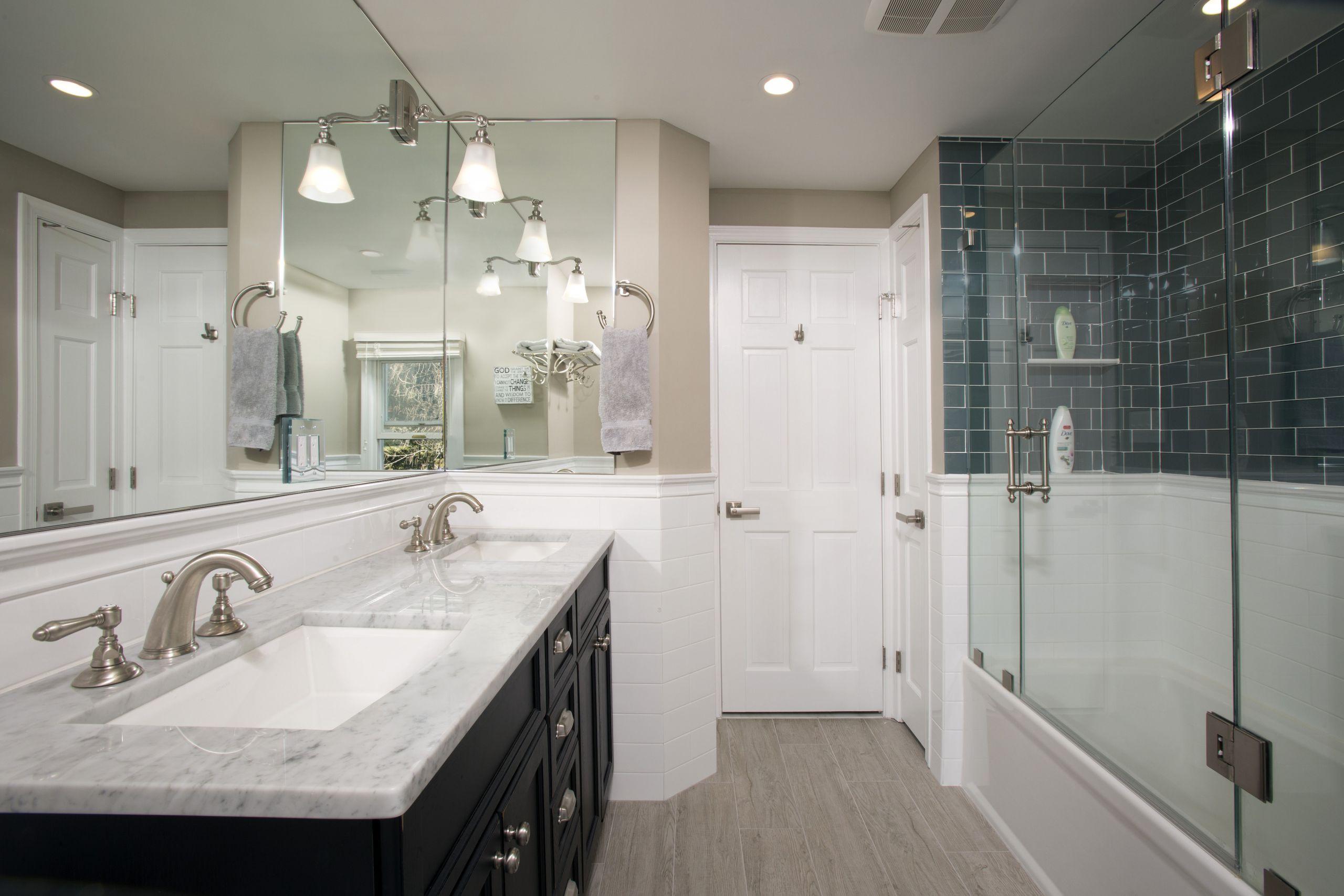 Master Bedroom Bathroom  Potomac Master Suite and Bath