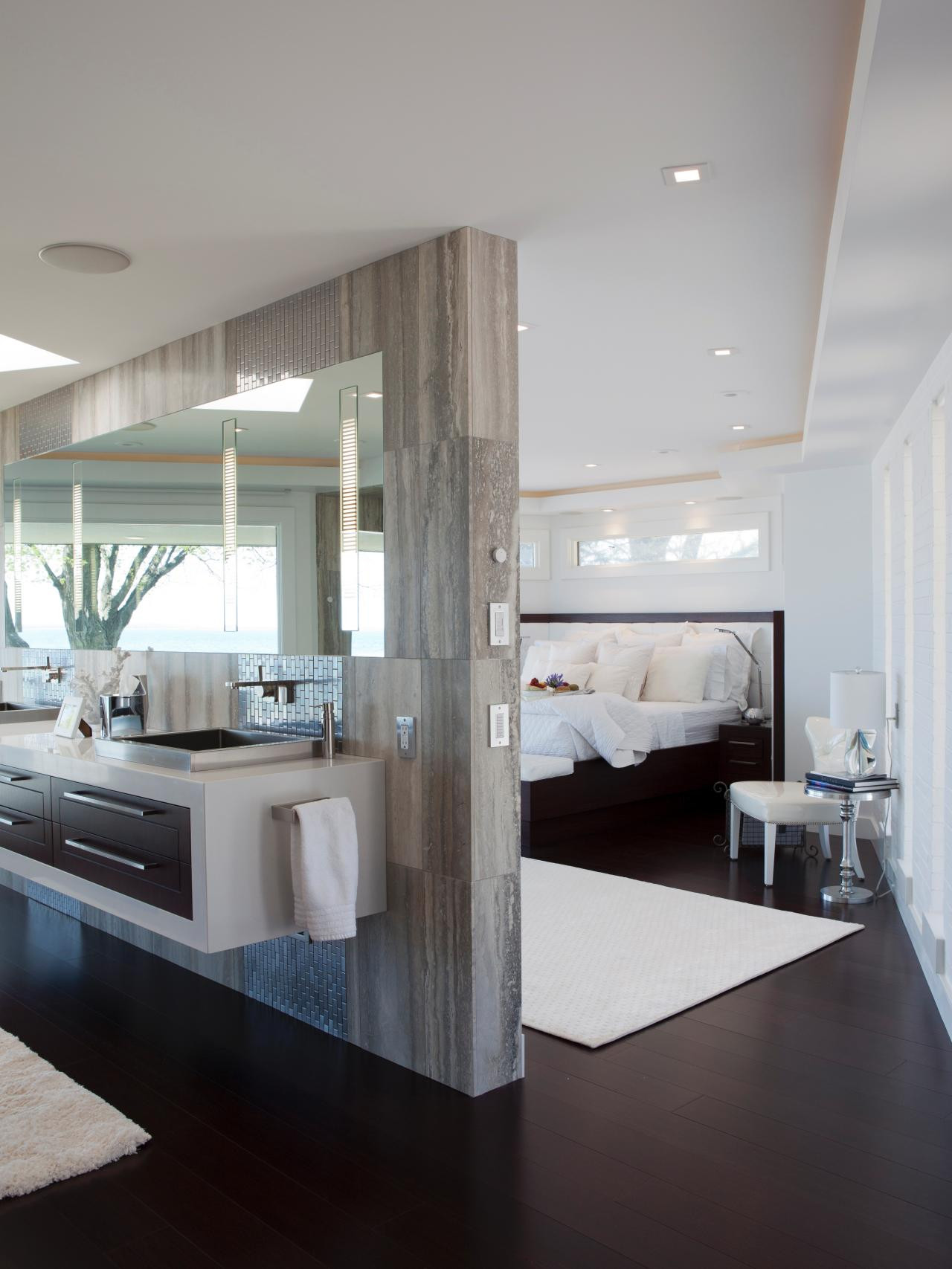 Master Bedroom Bathroom  6 Tips to Create a Unified Master Bedroom Design