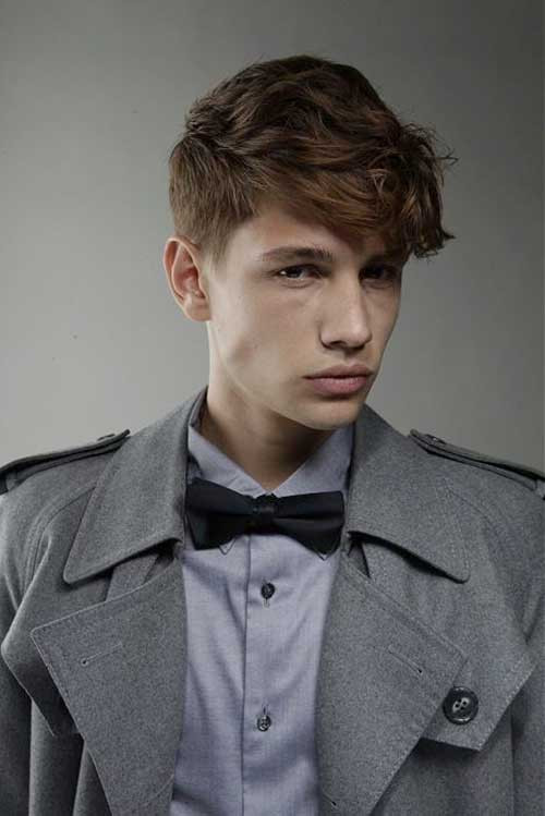Men'S Long On Top Hairstyles  15 Latest Mens Hair Styles