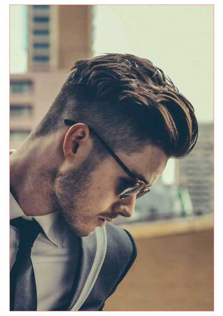 Men'S Long On Top Hairstyles  33 Trendy Undercut Hairstyles To pliment Your Beard