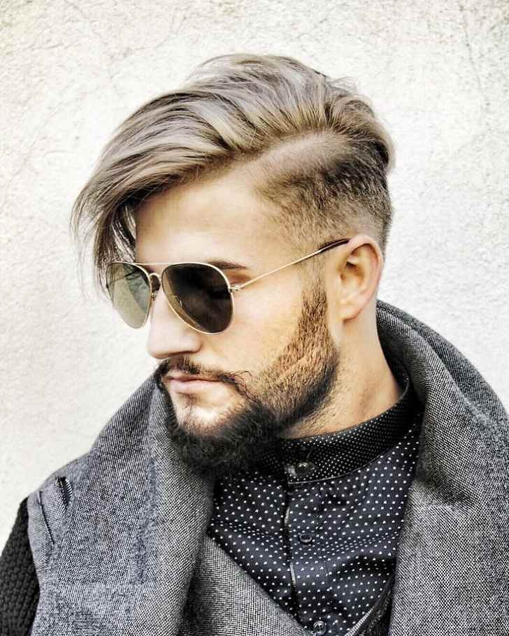 Men'S Long On Top Hairstyles  Undercut hairstyle for men – super cool ideas for a truly