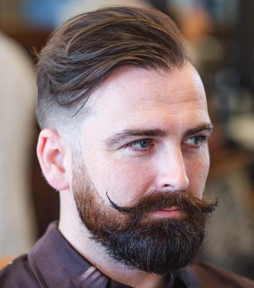 Men'S Long On Top Hairstyles  50 Classy Haircuts and Hairstyles for Balding Men