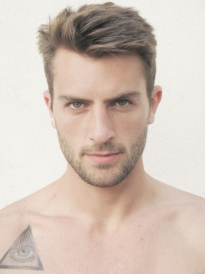 Men'S Long On Top Hairstyles  Control Thick Hair
