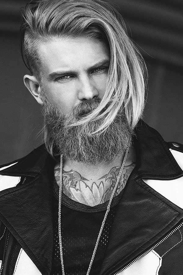 Men'S Long On Top Hairstyles  A plete Guide To Short Haircuts For Men