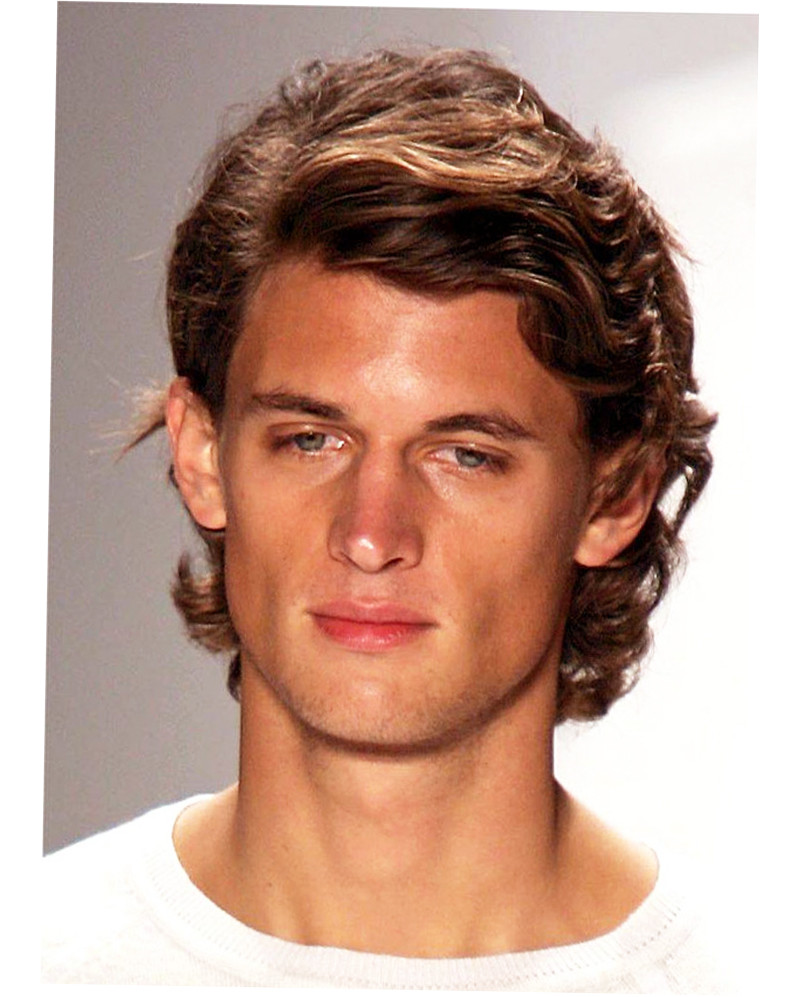 Men'S Long On Top Hairstyles  Mens Long Hairstyles LATEST 2016 Ellecrafts