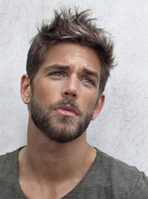 Men'S Long On Top Hairstyles  46 Short Sides Long Top Hairstyles for Men 2020 ULTIMATE