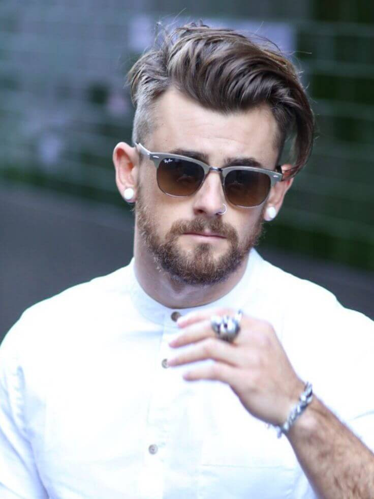 Men'S Long On Top Hairstyles  5 Men's Hairstyles for Spring Summer 2015 Hairstyle on
