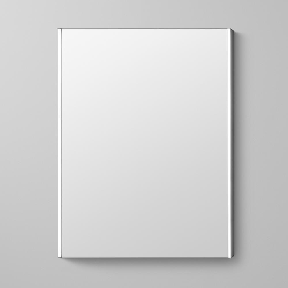 "Metal Framed Mirrors Bathroom  24"" Parker Contemporary Metal Framed Bathroom Mirror with"
