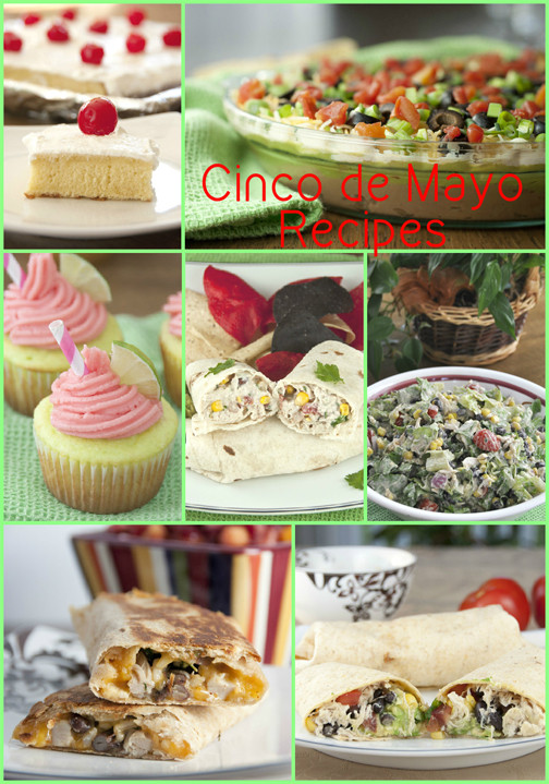 Mexican Desserts For Cinco De Mayo  Cinco de Mayo Recipes 2015