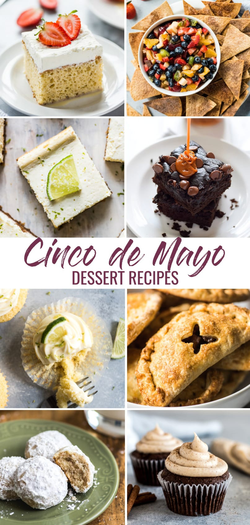Mexican Desserts For Cinco De Mayo  Cinco de Mayo Recipes Isabel Eats Easy Mexican Recipes