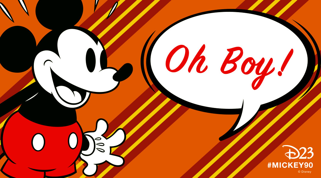 Mickey Mouse Birthday Quotes  Celebrate Mickey's Birthday with These Classic Quotes D23
