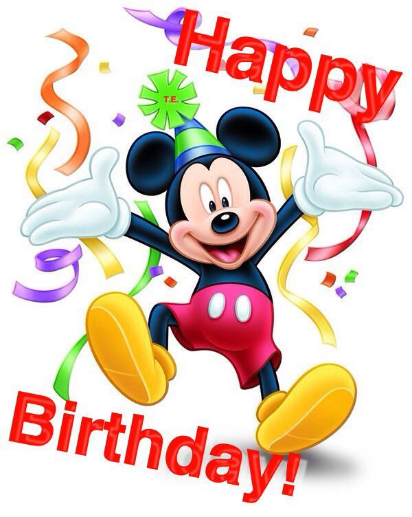 Mickey Mouse Birthday Quotes  Mickey Mouse Happy Birthday Quote s and