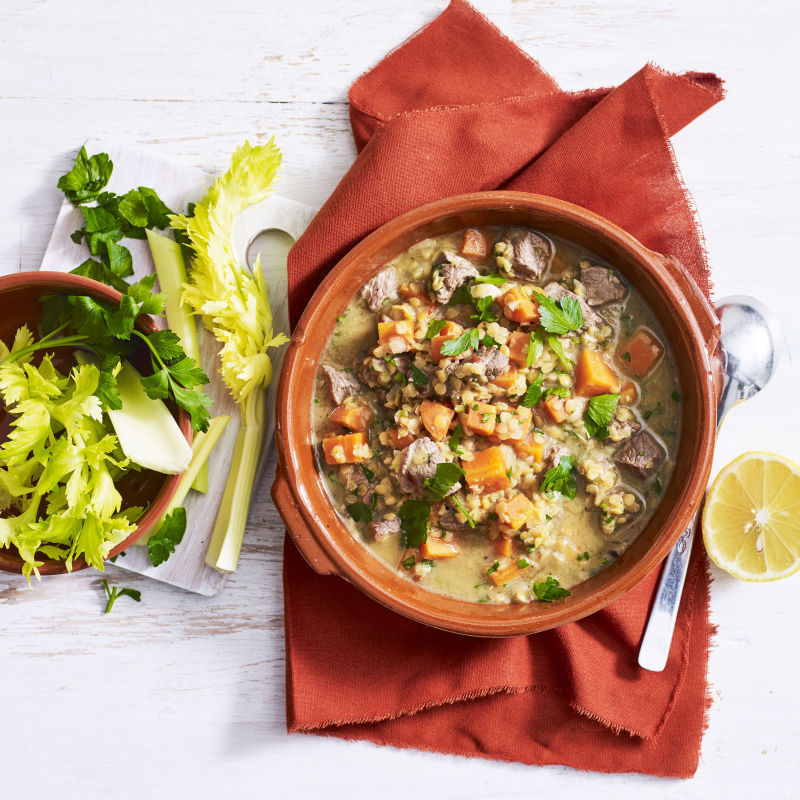 Middle East Lamb Stew  Middle Eastern lamb stew Healthy Recipe