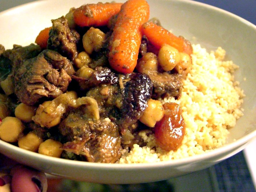 Middle East Lamb Stew  Middle Eastern Slow Cooked Stew with Lamb Chickpeas and