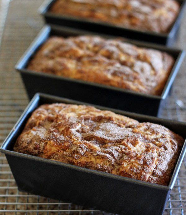 Mini Quick Bread Recipes  Pin on Recipes BREAD