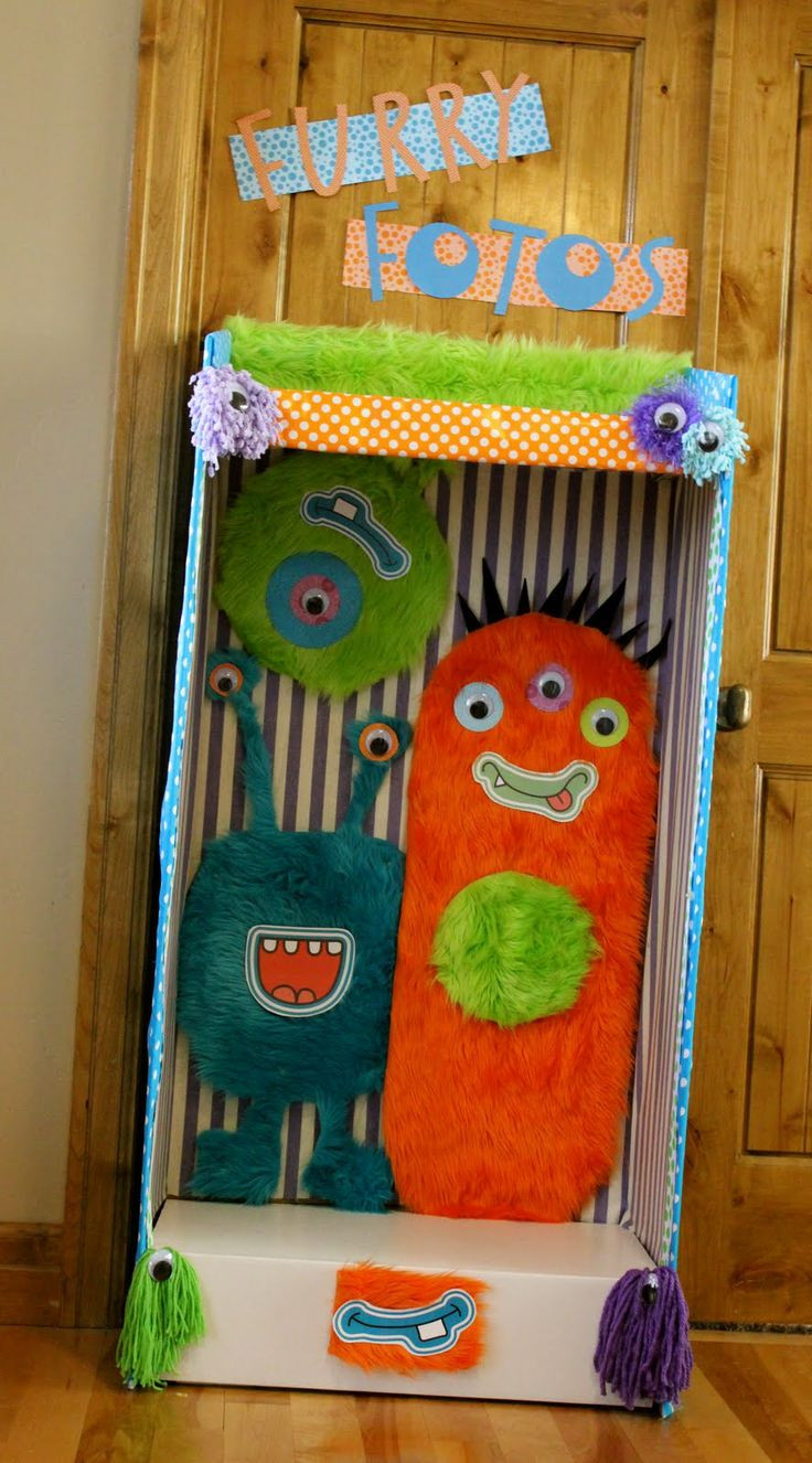 Monster Birthday Party Decorations  103 best Monsters inc PARTY & ideas images on