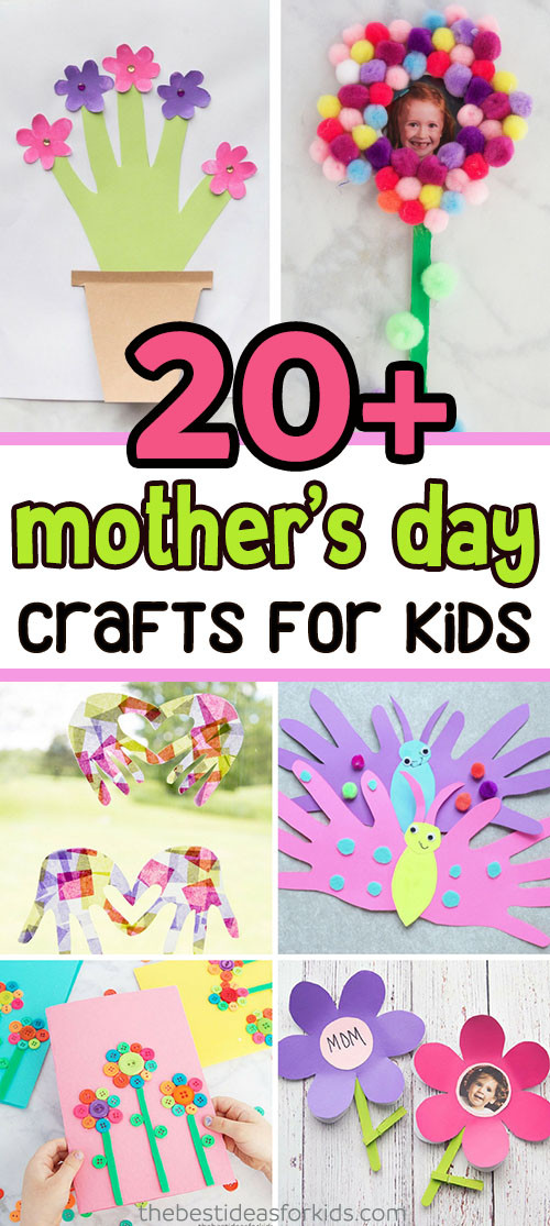 Mother Day Craft Ideas For Preschoolers  Mother s Day Crafts for Kids The Best Ideas for Kids