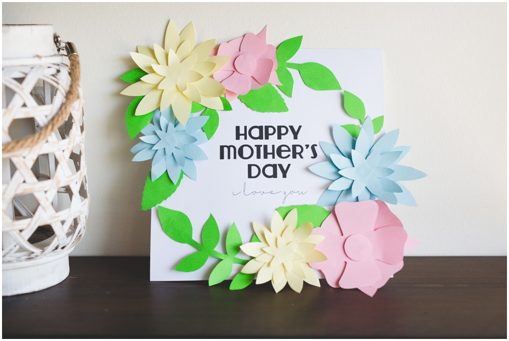 Mother Day Craft Ideas For Preschoolers  Mother s Day Crafts for Kids Free Printable Templates